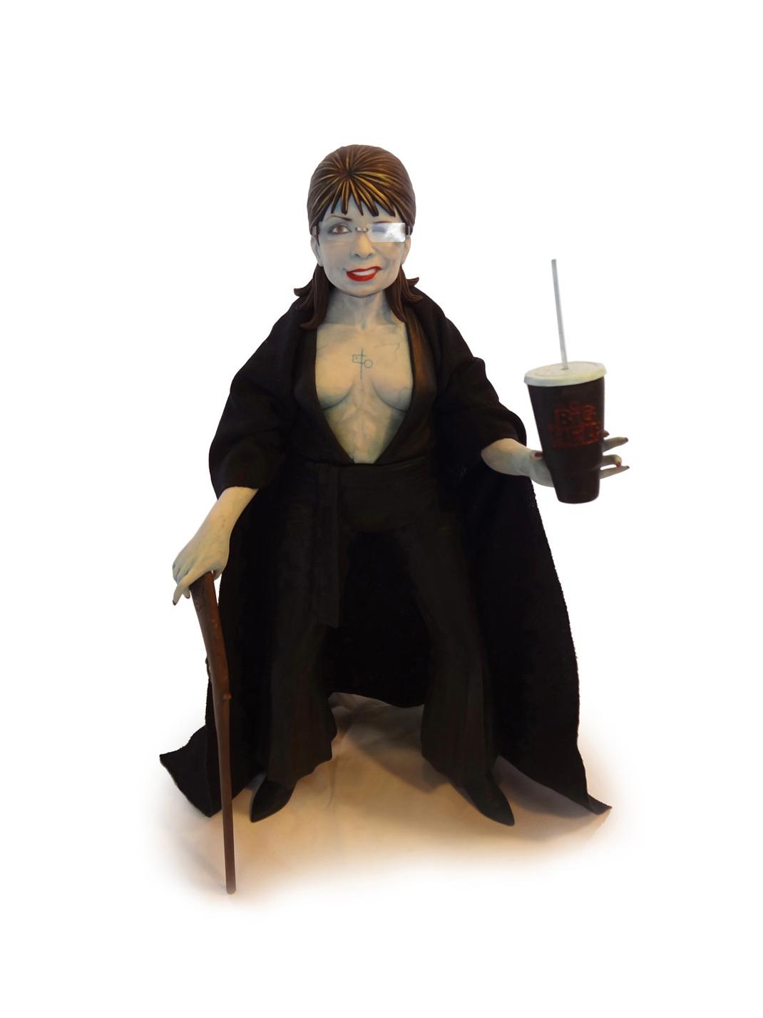 Sarah Palin-Emperor Palpatine