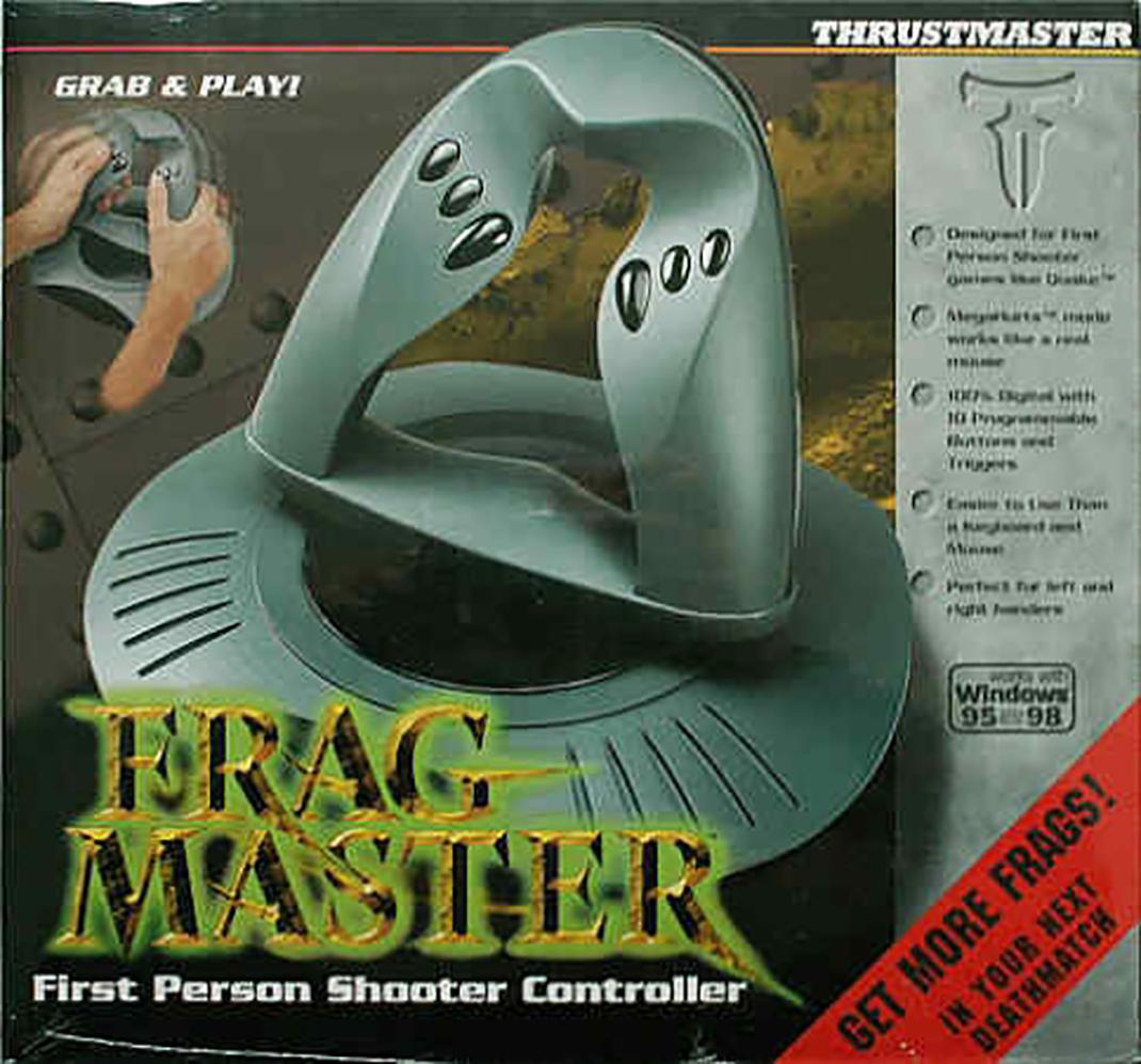 Thrustmaster-Fragmaster
