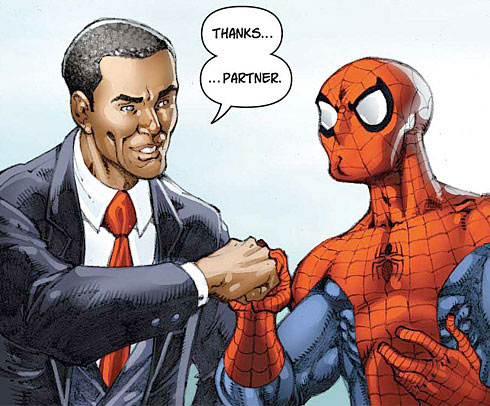 barack-spider-man