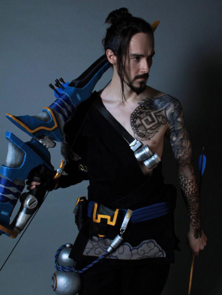 hanzo-cosplay