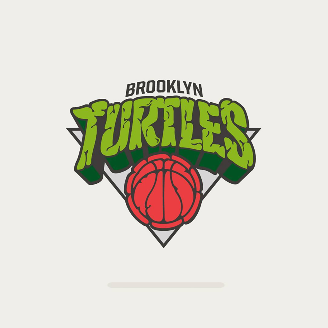 #ninjaturtles @nyknicks