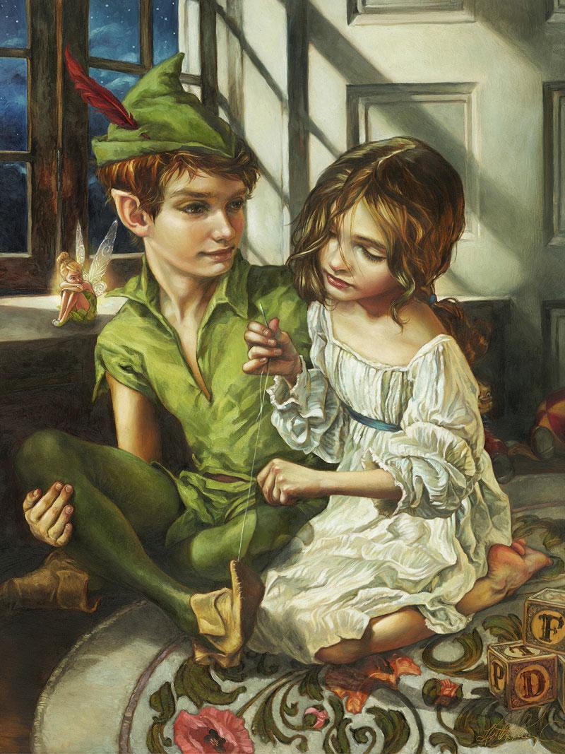 peintures-disney-wendy