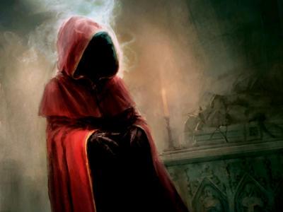 red-cape