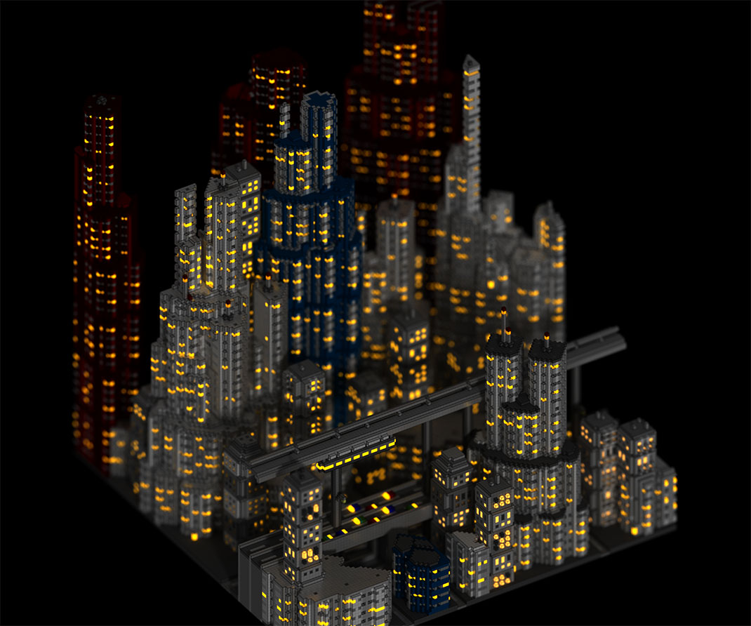 science-fiction-ville-voxel-carma