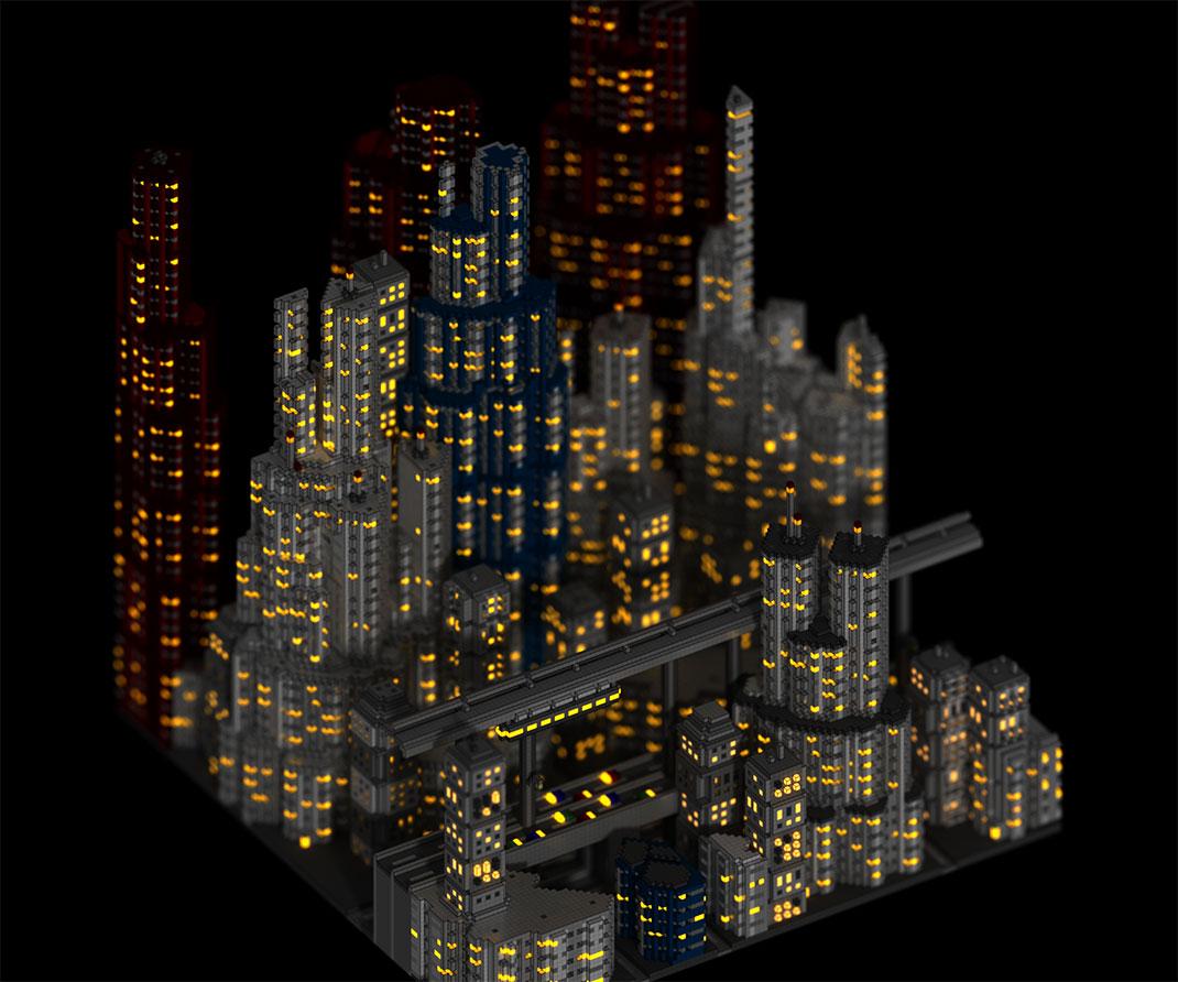 science-fiction-ville-voxel-carma