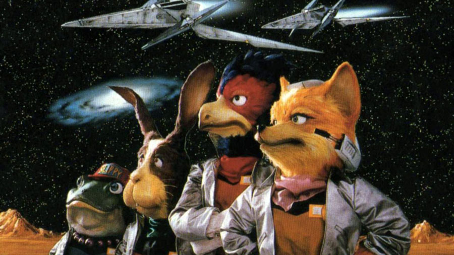 star-fox-origines
