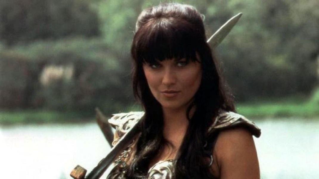 xena-guerriere