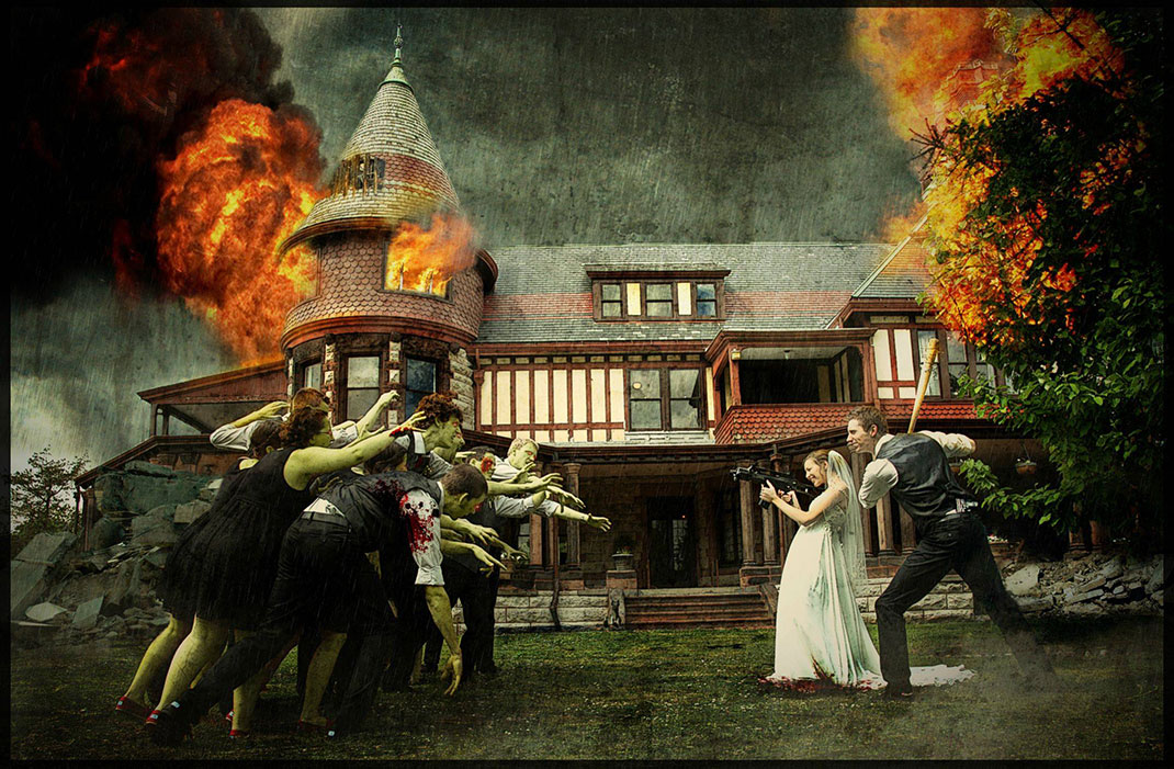 zombie-mariage
