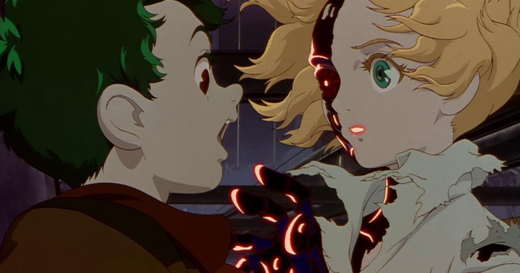 Kenichi et Tima