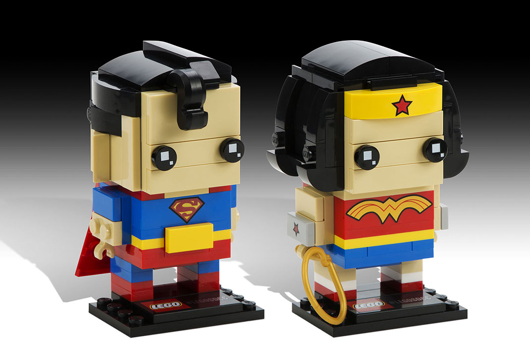 LEGO-superman-wonder-woman