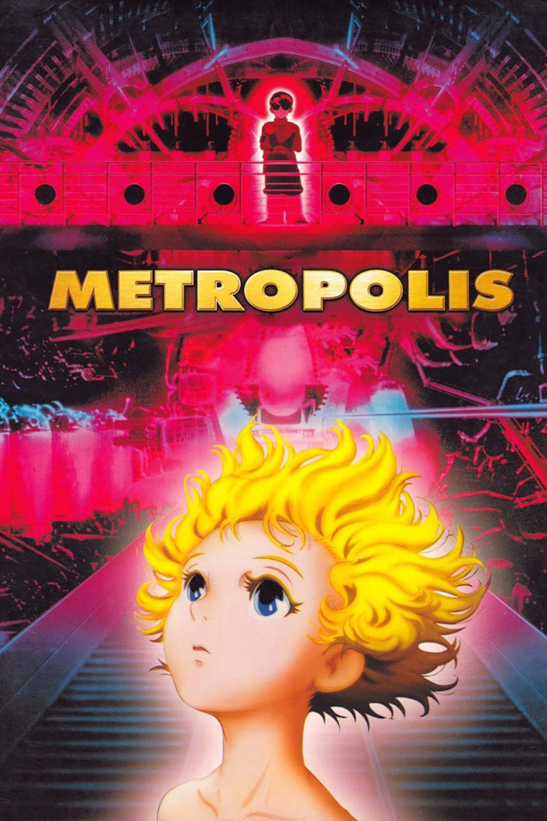 Metropolis 2001 Poster