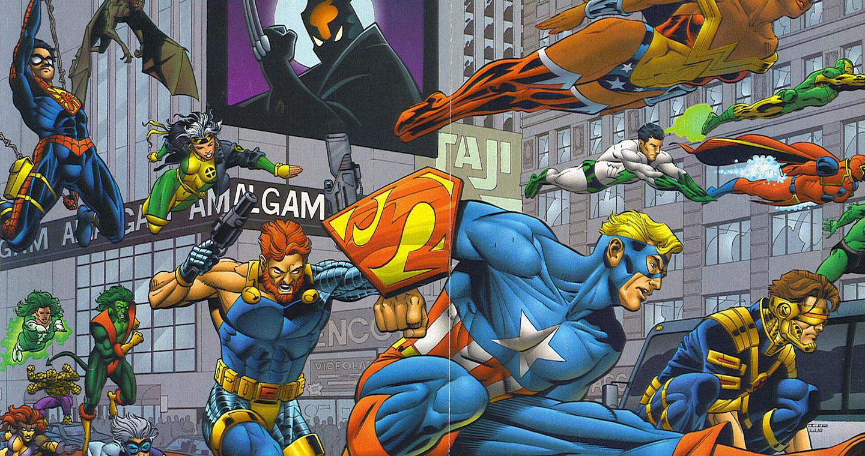 amalgam-comic-poster