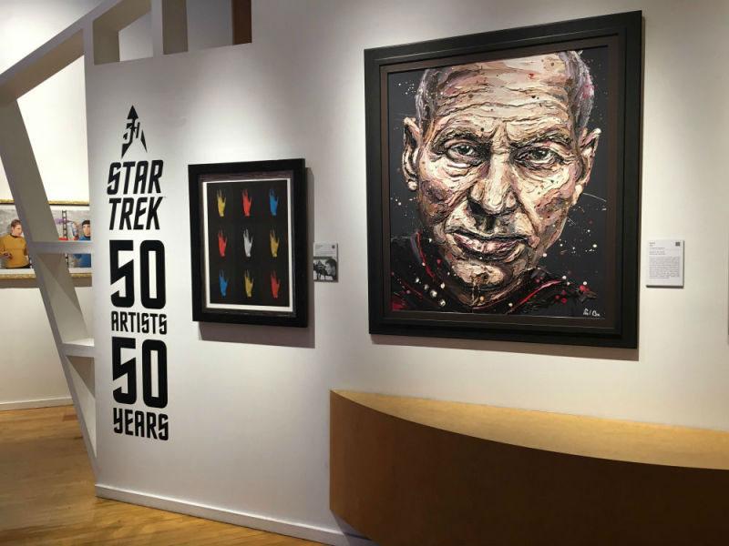 exposition-50-ans-50-artistes-aniversaire-star-trek