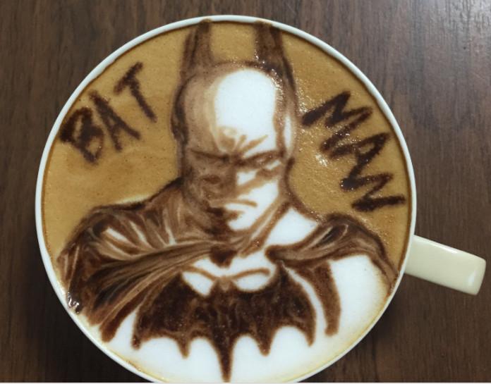 latte-batman