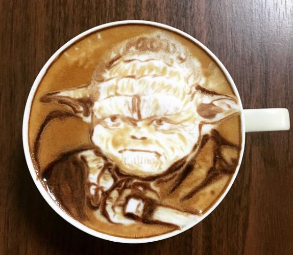 latte-yoda