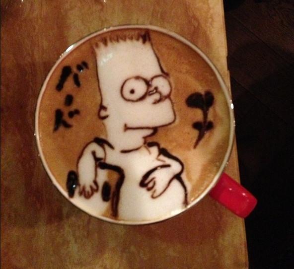 lattesimpsons