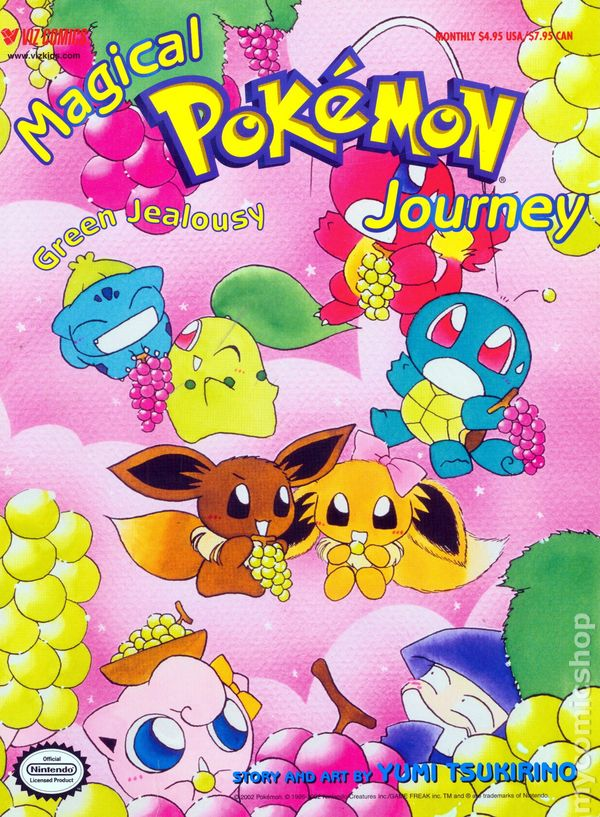 pokemon magical journey