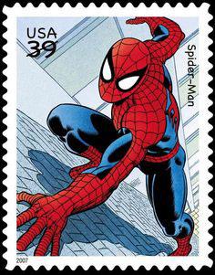 spiderman-timbre