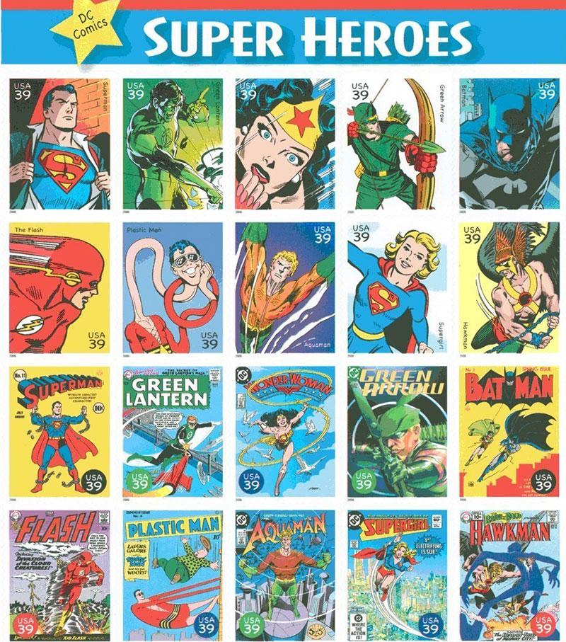 super-heros-timbres