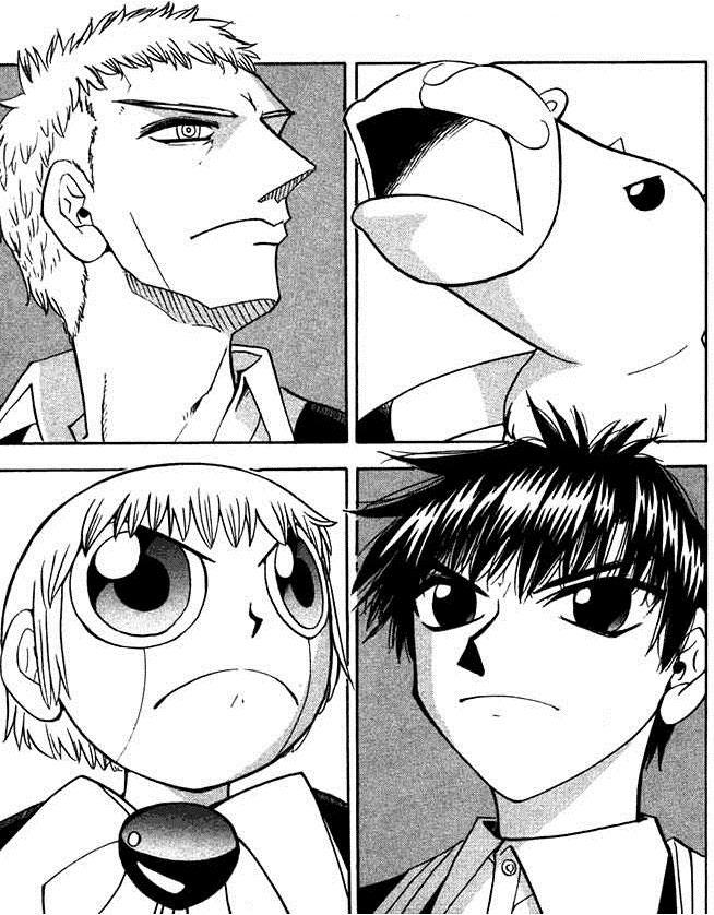 zatchbell-trait-manga