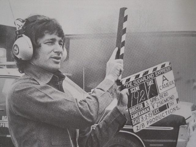 Steven Spielberg Jeune